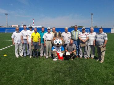 Пензенскому футболу 100 лет!