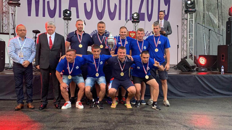 Зенитовцы – чемпионы мира!