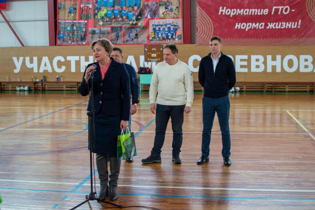 Тренеры «Зенита» провели мастер-класс в Мокшане