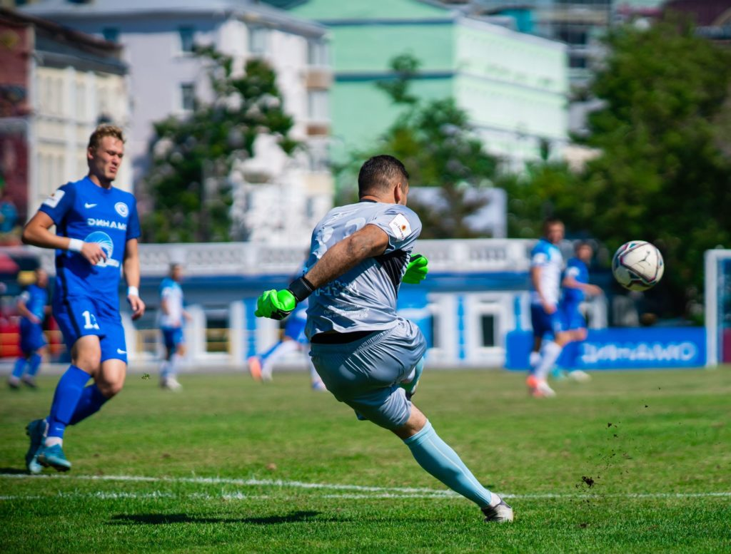 Владивосток дома побеждает